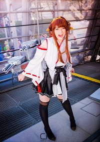 Cosplay-Cover: Kongou - Weaponpower [*]