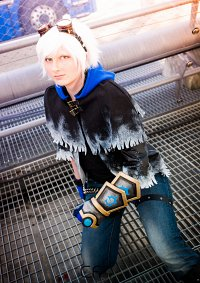 Cosplay-Cover: Ezreal [Frostfire Skin]