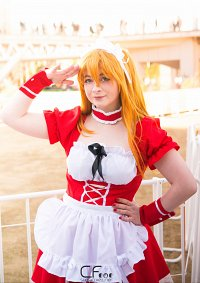 Cosplay-Cover: Asuka (Maid)