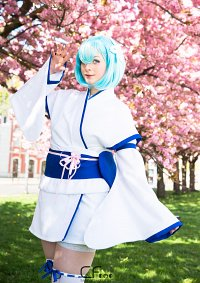 Cosplay-Cover: Rem (childhood)