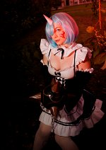 Cosplay-Cover: Rem Oni