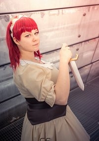 Cosplay-Cover: Cecily Cambell (Freizeit)