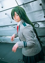 """Cosplay-Cover: Tsuyu """"Froppy"""" Asui"""