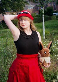 Cosplay-Cover: Pokemon Trainerin [*]