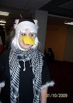 Cosplay-Cover: Donald -ChristmasVersion-