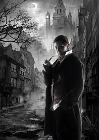 Cosplay-Cover: Sherlock Holmes [A Game of Shadows]