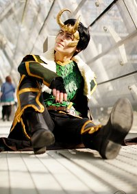 Cosplay-Cover: Loki (Agent of Asgard)