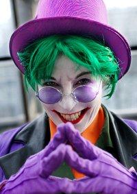 Cosplay-Cover: Joker (Comic - Ballversion)