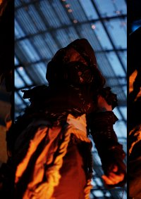 Cosplay-Cover: scarecrow (arkham asylum)
