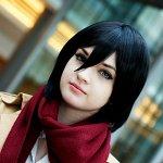 Cosplay: Mikasa Ackerman