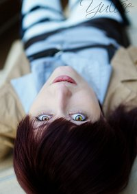 Cosplay-Cover: Sasha Braus
