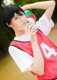 Cosplay-Cover: Kageyama Tobio (Training)