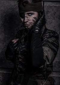 Cosplay-Cover: Naked Snake