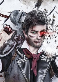 Cosplay-Cover: Booker Dewitt