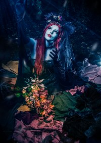 Cosplay-Cover: Sally - Pumpkin Queen