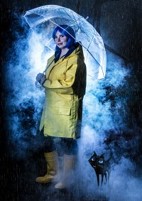 Cosplay-Cover: Coraline Jones