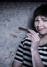 Cosplay-Cover: Pugsley Addams