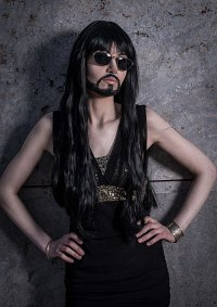 Cosplay-Cover: conchita wurst