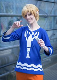Cosplay-Cover: Link - Outset Island [Wind Waker]