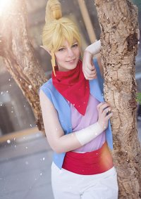 Cosplay-Cover: Tetra - Wind Waker