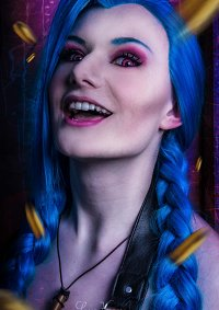 Cosplay-Cover: Jinx