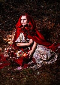 Cosplay-Cover: Rotkäppchen