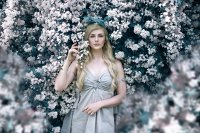 Cosplay-Cover: Daenerys Targaryen [Wedding Dress]