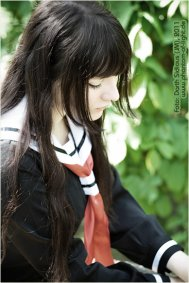 Cosplay-Cover: Ai Enma Schuluniform (April 2011)