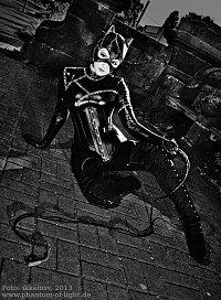 Cosplay-Cover: Catwoman (Batman Returns Inspiriert) ~ 2013