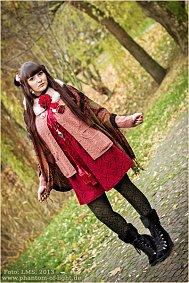 Cosplay-Cover: Dolly Kei ~ Ornament Dress ~ Nov. 2013