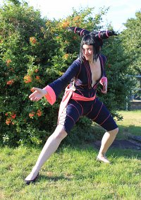 Cosplay-Cover: Juri Han [Alternativ Outfit]