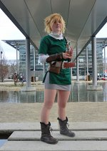 Cosplay-Cover: Link (ohne Mütze)