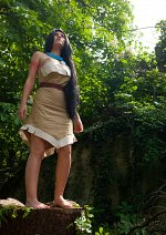Cosplay-Cover: Pocahontas