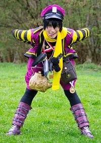 Cosplay-Cover: Crow