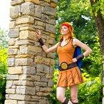 Cosplay: Hercules (female version)
