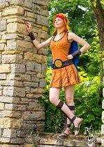 Cosplay-Cover: Hercules (female version)
