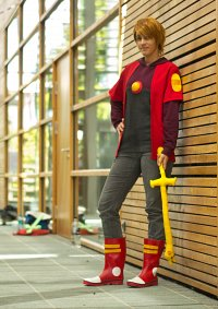 Cosplay-Cover: Danny Vasquez [Bravest Warriors]