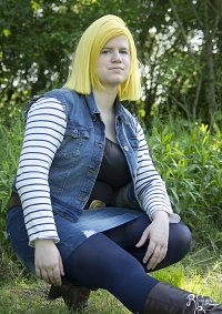 Cosplay-Cover: Android 18