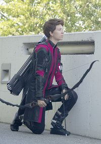 Cosplay-Cover: Hawkeye (Age of Ultron Version)