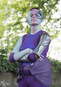 Cosplay-Cover: Nebula (unfertig)