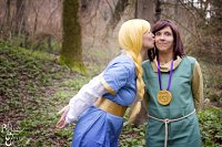 Cosplay-Cover: Cavin