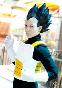 Cosplay-Cover: Vegeta