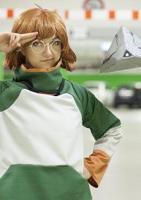Cosplay-Cover: Pidge