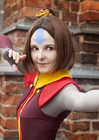 Cosplay-Cover: Jinora