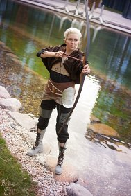 Cosplay-Cover: Mark Blackthorn