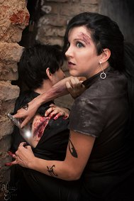 Cosplay-Cover: Maryse Lightwood (Young Circle)