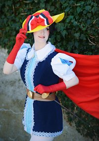 Cosplay-Cover: Sapphire