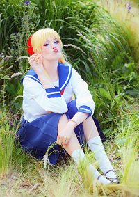 Cosplay-Cover: Minako Aino [Schuluniform]