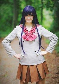 Cosplay-Cover: Rei Hino [Schuluniform]