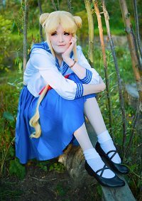 Cosplay-Cover: Usagi Tsukino